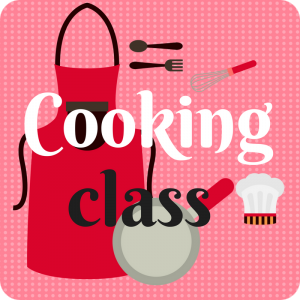 Cooking class - 25 July