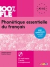 Phonetique essentielle du Francais A1/A2 100% FLE & CD - Click to enlarge picture.