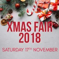 Christmas fair Stall 2018 - Click to enlarge picture.