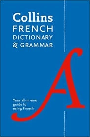 French Dictionary & Grammar - Click to enlarge picture.