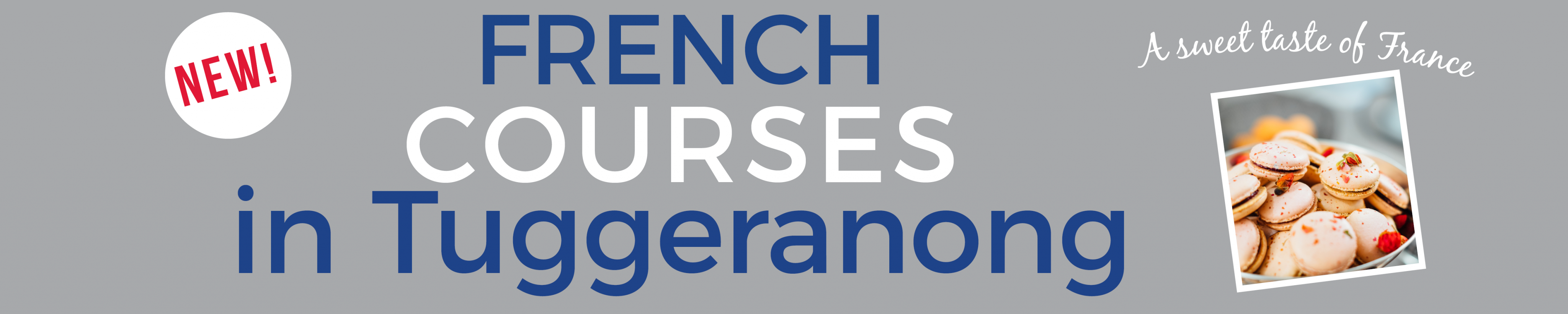 FRENCH COURSES IN TUGGERANONG