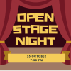 Open Stage Night 25.10