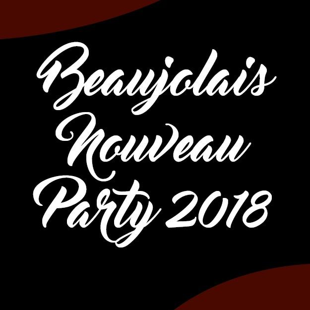 RAFFLE Results - Beaujolais Nouveau Party