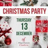 Christmas Party - 13 December 2018