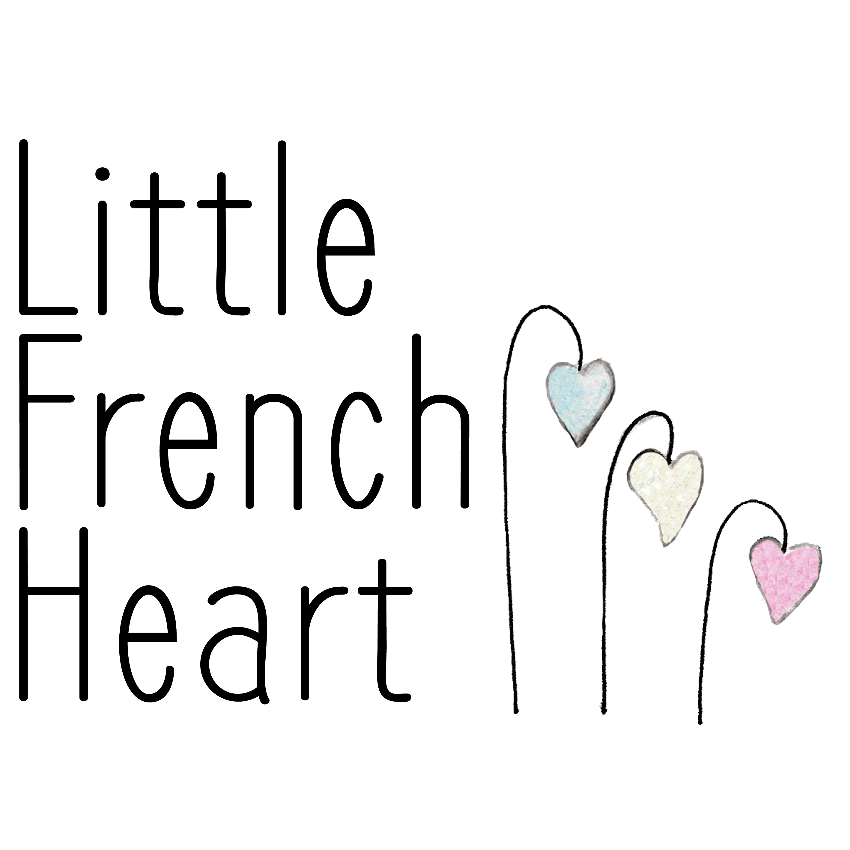 Little French Heart