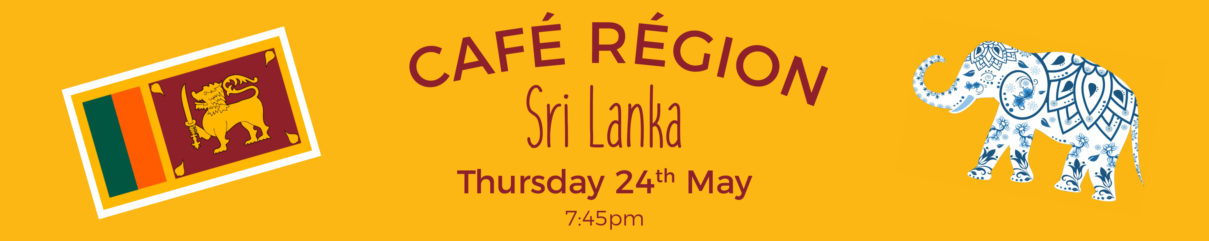 CAFE REGION - SRI LANKA